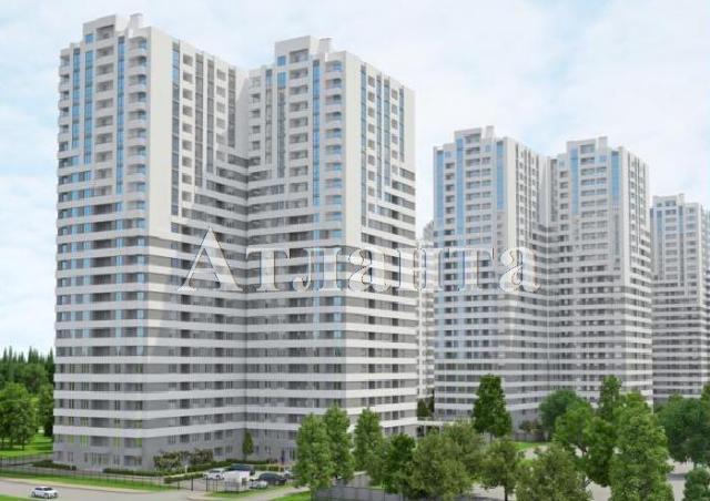 Продается 1-комнатная квартира в новострое на ул. Люстдорфская Дорога — 42 700 у.е.