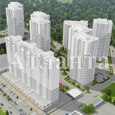 Продается 1-комнатная квартира в новострое на ул. Люстдорфская Дорога — 41 620 у.е. (фото №2)