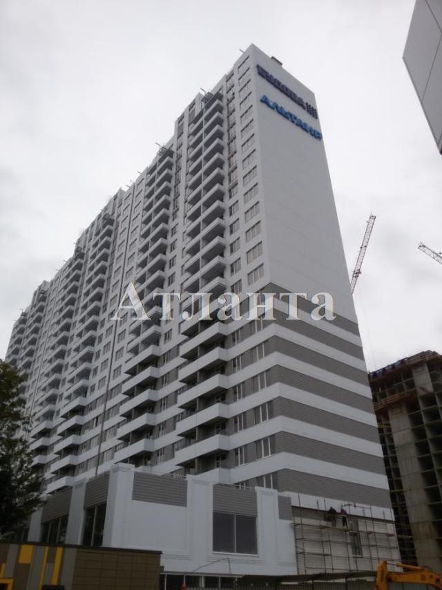 Продается 1-комнатная квартира в новострое на ул. Люстдорфская Дорога — 41 620 у.е. (фото №3)