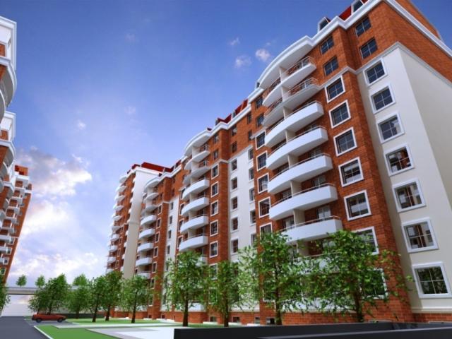 Продается 1-комнатная квартира в новострое на ул. Генерала Цветаева — 30 000 у.е.