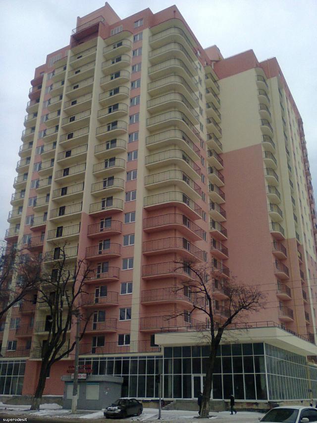 Продается 2-комнатная квартира в новострое на ул. Прохоровская — 100 000 у.е.