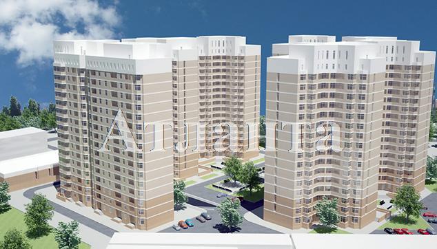 Продается 3-комнатная квартира в новострое на ул. Проценко — 56 640 у.е. (фото №2)