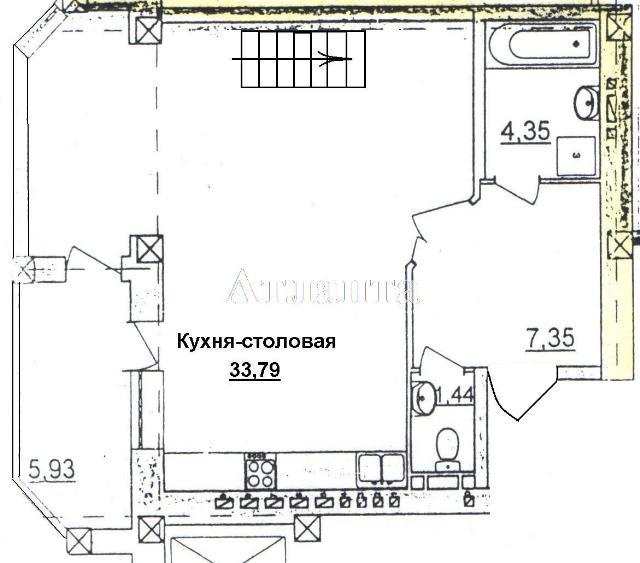 Продается Многоуровневая квартира в новострое на ул. Маршала Говорова — 150 000 у.е.