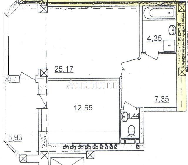 Продается Многоуровневая квартира в новострое на ул. Маршала Говорова — 150 000 у.е. (фото №2)