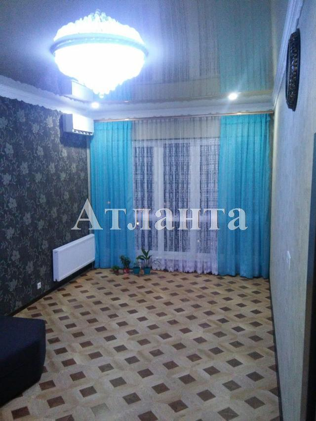 Продается 2-комнатная квартира в новострое на ул. Аркадиевский Пер. — 155 000 у.е. (фото №4)