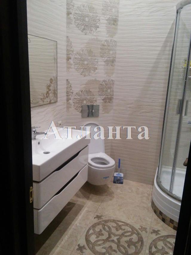 Продается 2-комнатная квартира в новострое на ул. Аркадиевский Пер. — 150 000 у.е. (фото №8)