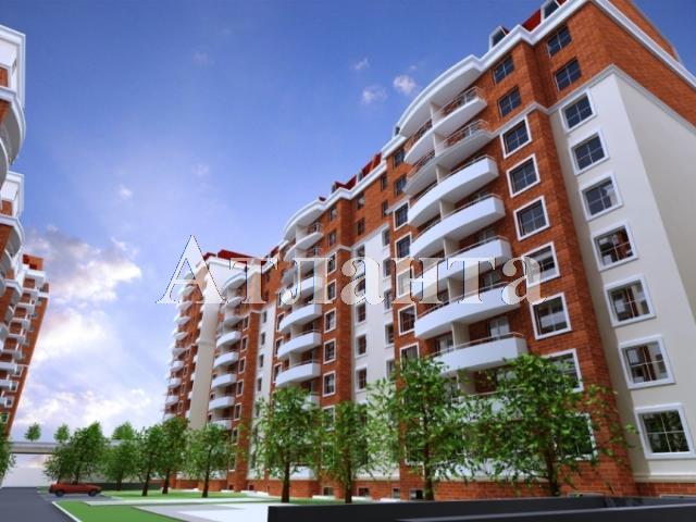 Продается 1-комнатная квартира в новострое на ул. Генерала Цветаева — 45 000 у.е. (фото №12)