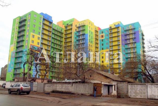 Продается 1-комнатная квартира в новострое на ул. Испанский Пер. — 55 000 у.е. (фото №14)