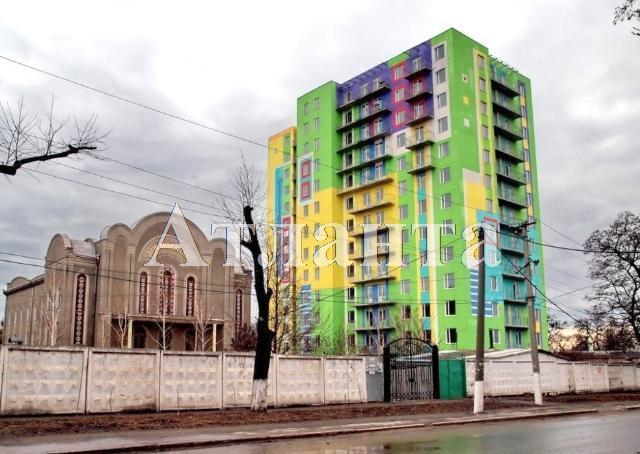 Продается 1-комнатная квартира в новострое на ул. Испанский Пер. — 55 000 у.е. (фото №15)