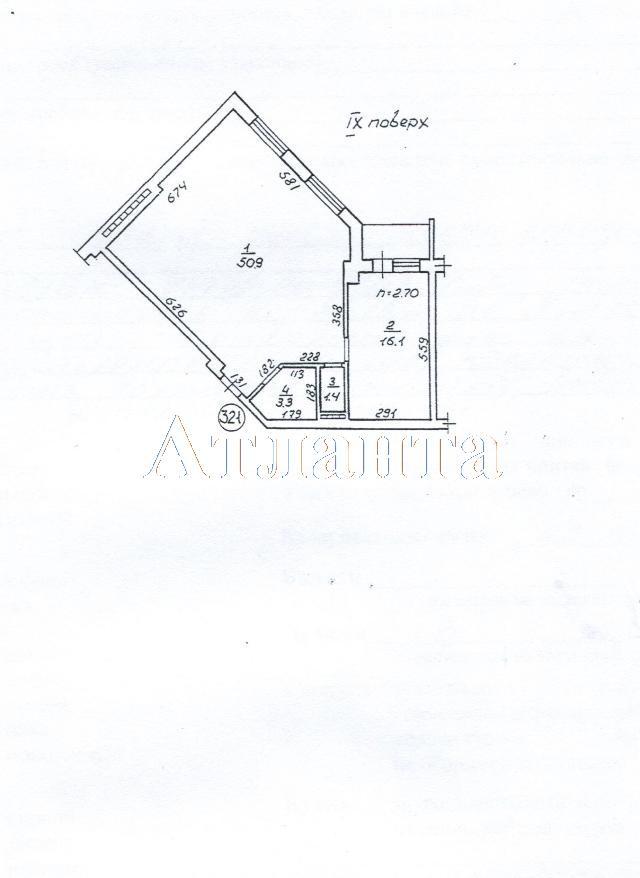 Продается 2-комнатная квартира в новострое на ул. Маршала Говорова — 78 000 у.е.
