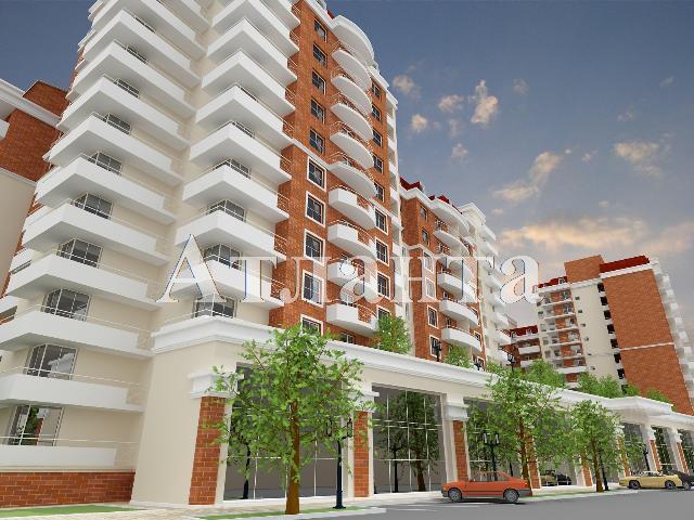 Продается 1-комнатная квартира в новострое на ул. Генерала Цветаева — 21 000 у.е. (фото №2)