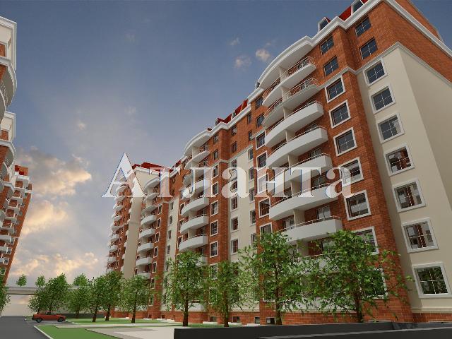 Продается 1-комнатная квартира в новострое на ул. Генерала Цветаева — 21 000 у.е. (фото №3)