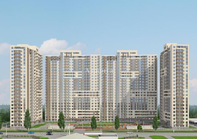 Продается 1-комнатная квартира в новострое на ул. Люстдорфская Дорога — 31 930 у.е. (фото №3)