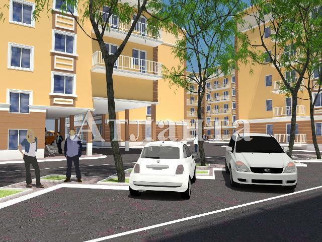 Продается 1-комнатная квартира в новострое на ул. Люстдорфская Дорога — 29 950 у.е. (фото №4)