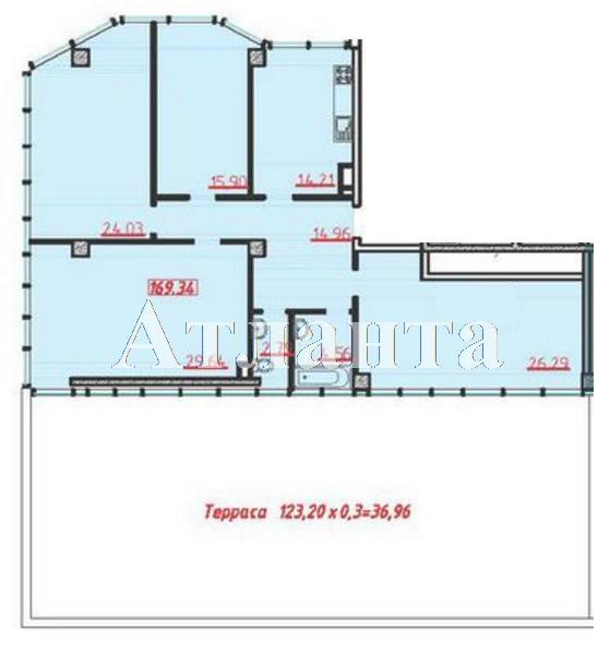 Продается 4-комнатная квартира в новострое на ул. Большая Арнаутская — 207 780 у.е.