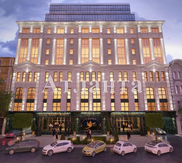 Продается 3-комнатная квартира в новострое на ул. Большая Арнаутская — 209 390 у.е.