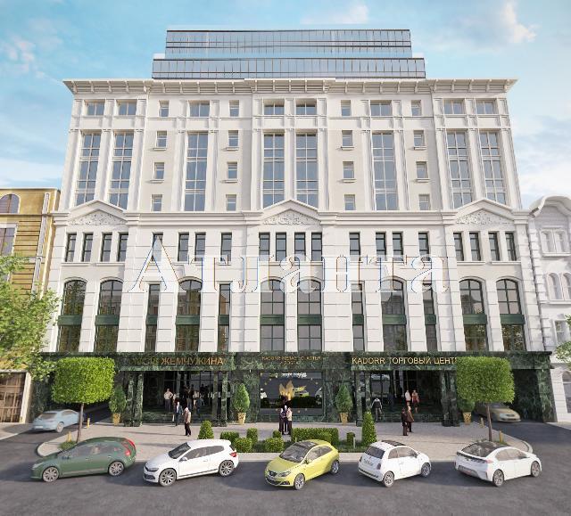 Продается 3-комнатная квартира в новострое на ул. Большая Арнаутская — 209 390 у.е. (фото №2)