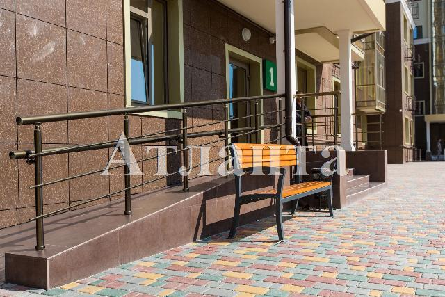 Продается 1-комнатная квартира в новострое на ул. Малиновского Марш. — 41 000 у.е. (фото №5)