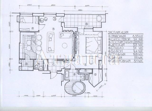 Продается 2-комнатная квартира в новострое на ул. Черняховского — 154 000 у.е. (фото №15)