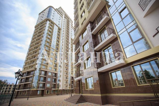 Продается 1-комнатная квартира в новострое на ул. Французский Бул. — 80 000 у.е. (фото №19)