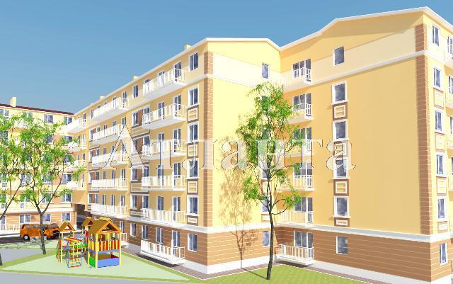 Продается 2-комнатная квартира в новострое на ул. Люстдорфская Дорога — 33 400 у.е. (фото №4)
