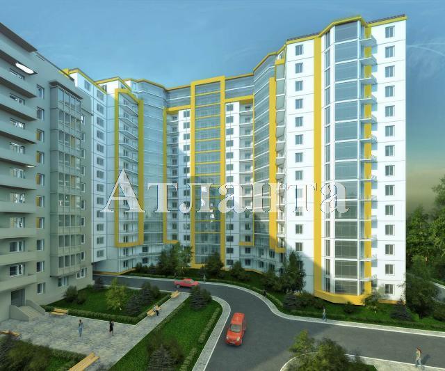 Продается 1-комнатная квартира в новострое на ул. Среднефонтанская — 41 610 у.е. (фото №3)