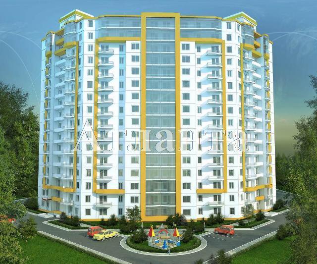 Продается 2-комнатная квартира в новострое на ул. Среднефонтанская — 46 860 у.е. (фото №2)