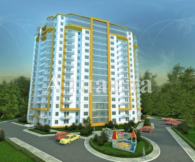 Продается 2-комнатная квартира в новострое на ул. Среднефонтанская — 46 860 у.е. (фото №3)