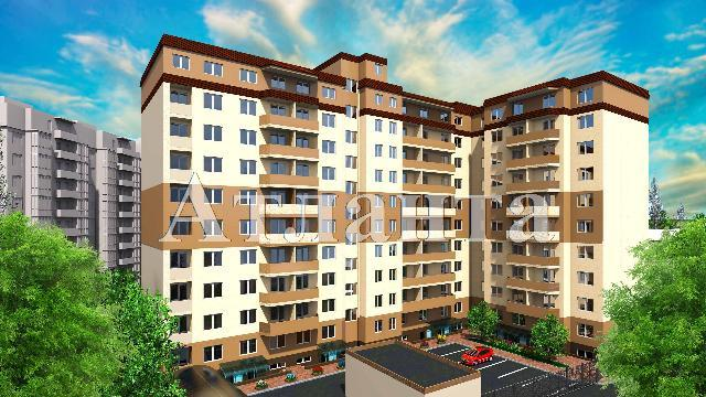 Продается 1-комнатная квартира в новострое на ул. Рихтера Святослава — 26 040 у.е. (фото №2)