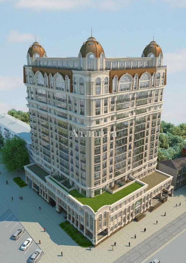 Продается 2-комнатная квартира в новострое на ул. Белинского — 154 700 у.е. (фото №2)
