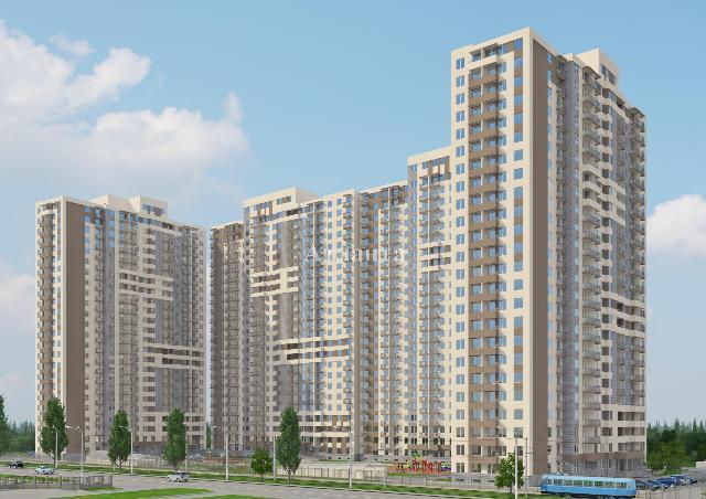Продается 2-комнатная квартира в новострое на ул. Люстдорфская Дорога — 60 020 у.е. (фото №2)