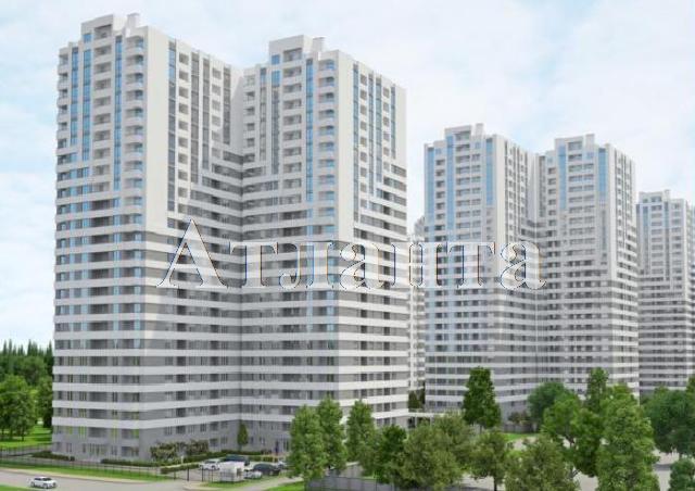 Продается 1-комнатная квартира в новострое на ул. Люстдорфская Дорога — 41 500 у.е.