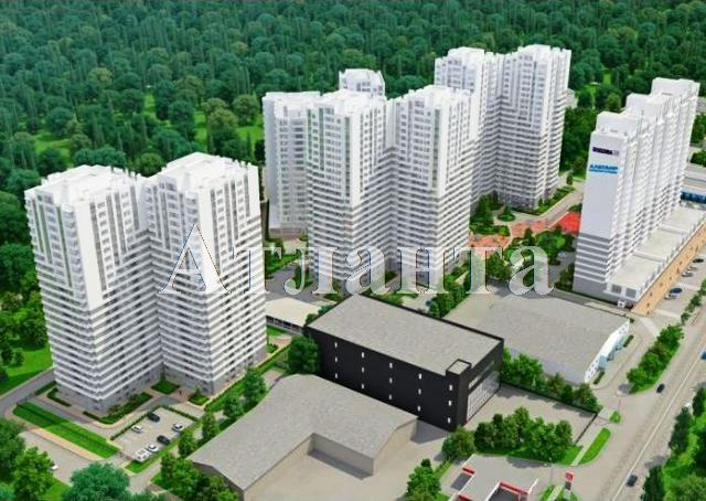 Продается 2-комнатная квартира в новострое на ул. Березовая — 51 400 у.е. (фото №2)