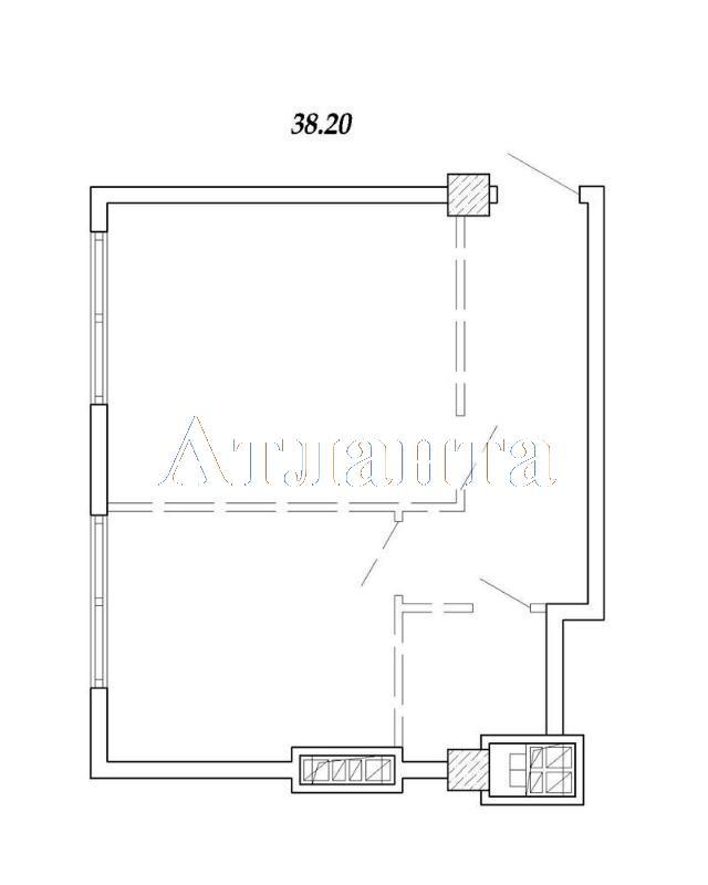 Продается 1-комнатная квартира в новострое на ул. Ванный Пер. — 50 700 у.е. (фото №4)