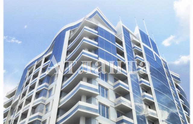 Продается 3-комнатная квартира в новострое на ул. Ванный Пер. — 145 600 у.е. (фото №2)