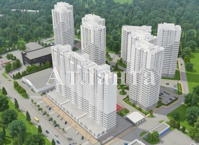 Продается 2-комнатная квартира в новострое на ул. Березовая — 58 200 у.е. (фото №2)