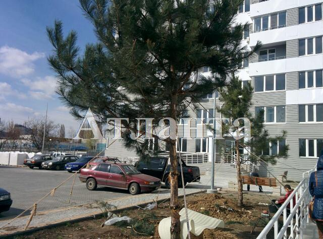 Продается 2-комнатная квартира в новострое на ул. Березовая — 58 200 у.е. (фото №4)