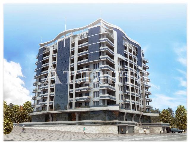 Продается 1-комнатная квартира в новострое на ул. Ванный Пер. — 90 000 у.е.