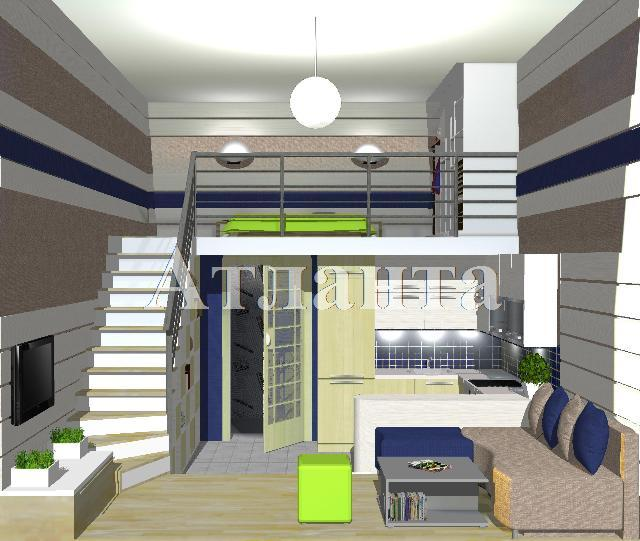 Продается Многоуровневая квартира на ул. 10 Апреля — 14 900 у.е. (фото №2)