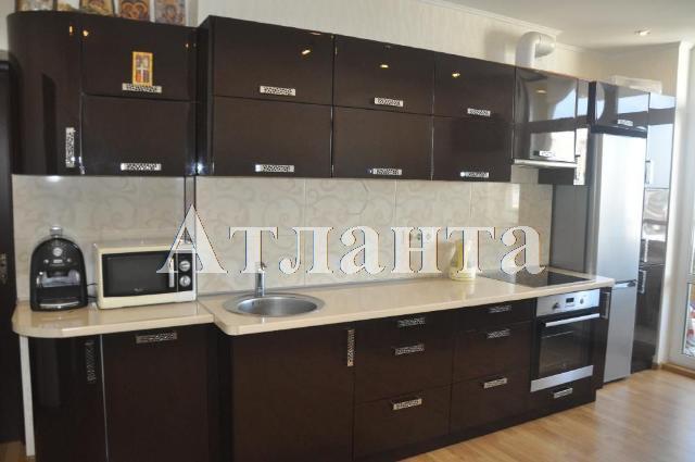 Продается 1-комнатная квартира в новострое на ул. Бреуса — 56 000 у.е. (фото №4)