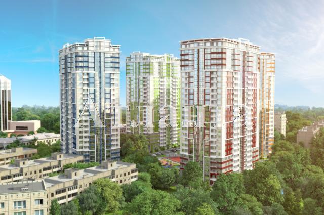 Продается 3-комнатная квартира в новострое на ул. Гагарина Пр. — 78 000 у.е. (фото №2)