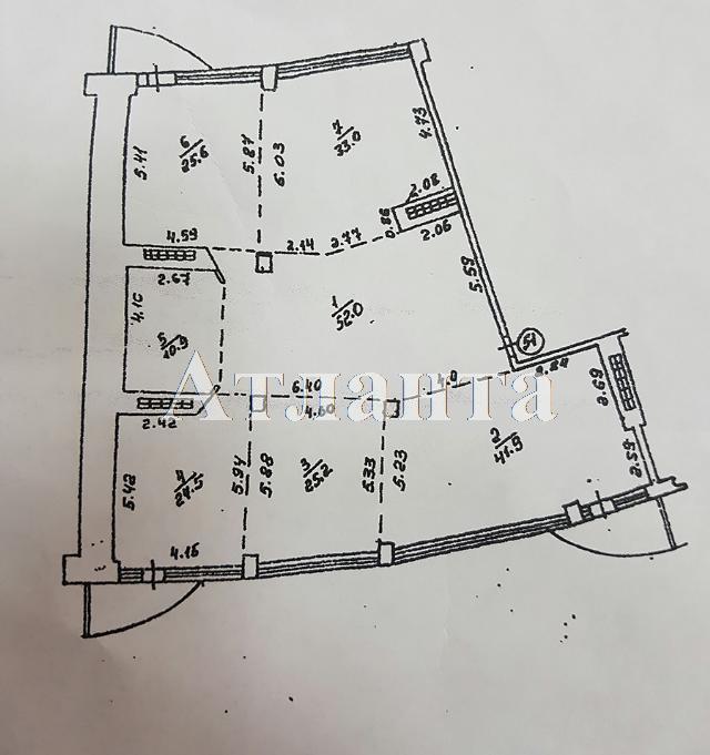Продается 4-комнатная квартира в новострое на ул. Литературная — 261 000 у.е. (фото №11)