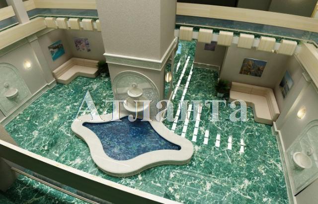 Продается 1-комнатная квартира в новострое на ул. Ванный Пер. — 82 400 у.е. (фото №3)
