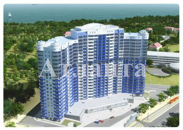 Продается 4-комнатная квартира в новострое на ул. Генуэзская — 201 960 у.е.