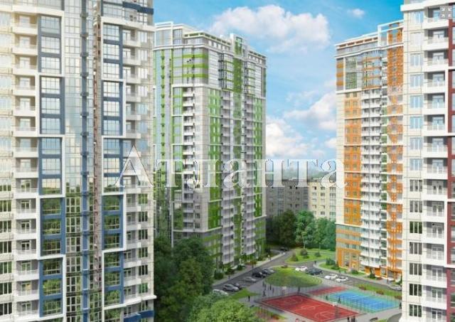 Продается 1-комнатная квартира в новострое на ул. Гагарина Пр. — 42 000 у.е. (фото №2)