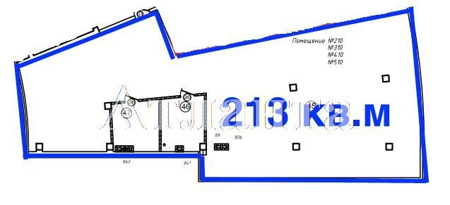Продается 3-комнатная квартира в новострое на ул. Красных Зорь — 426 400 у.е.