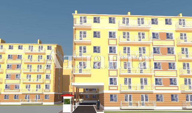 Продается 1-комнатная квартира в новострое на ул. Люстдорфская Дорога — 24 600 у.е. (фото №2)