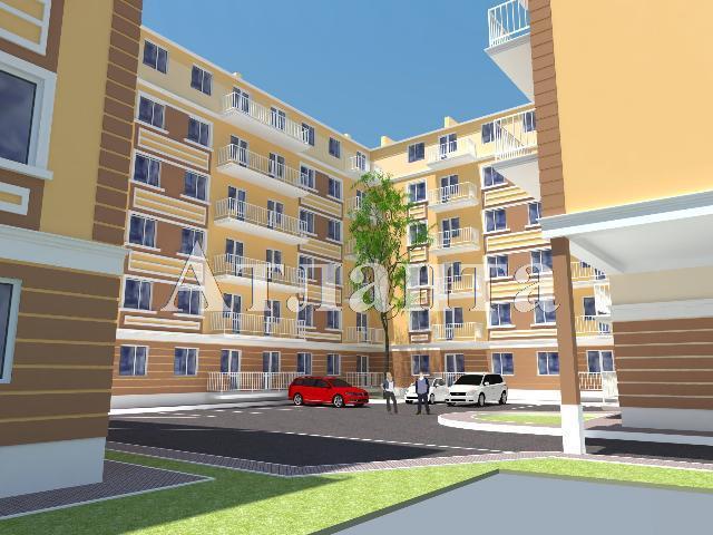 Продается 1-комнатная квартира в новострое на ул. Люстдорфская Дорога — 24 600 у.е. (фото №3)
