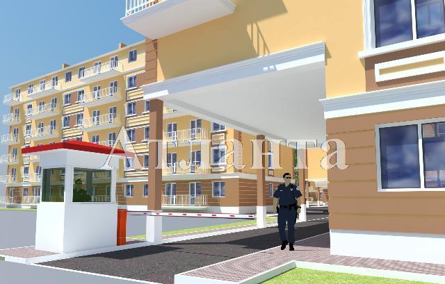 Продается 1-комнатная квартира в новострое на ул. Люстдорфская Дорога — 24 600 у.е. (фото №4)