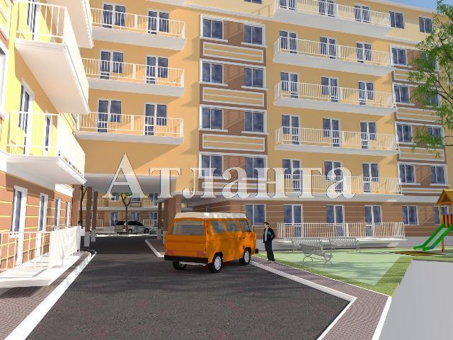 Продается 3-комнатная квартира в новострое на ул. Люстдорфская Дорога — 46 170 у.е. (фото №3)